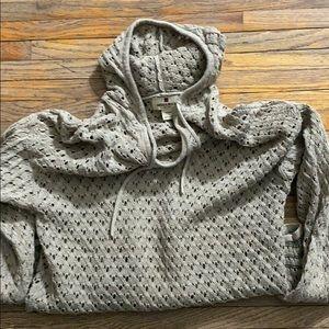 Woolrich women's hoodie